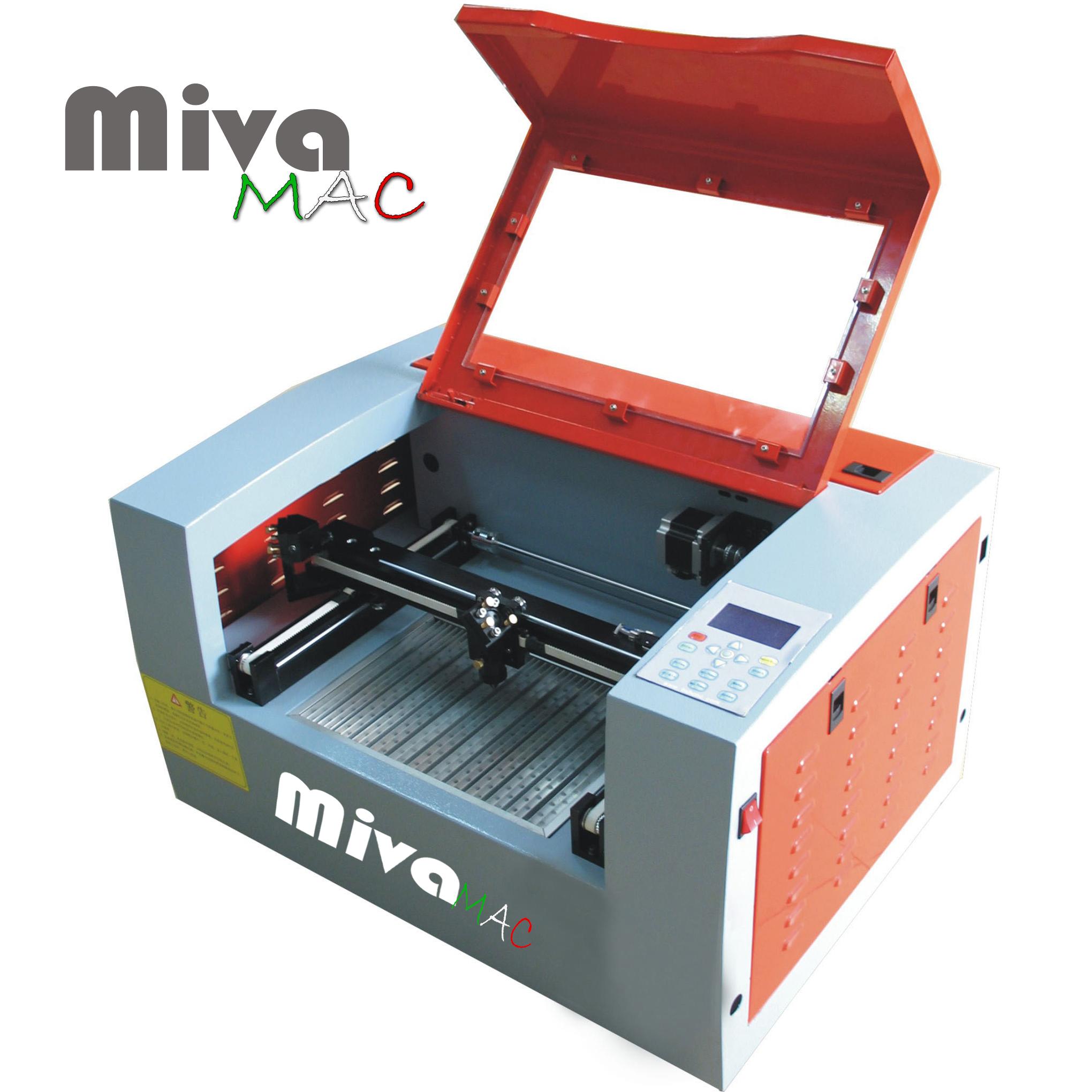 mivamac model IVA TL14090 masina de taiat cu laser si gravat